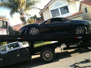 Towing Camarillo