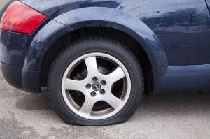 flat tire service
