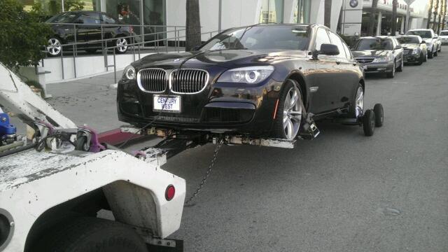 wheel lift towing | car towing
